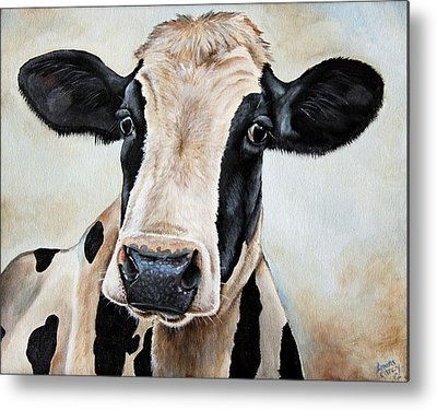 Holstein Metal Prints
