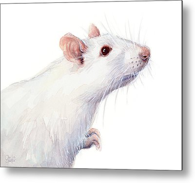 Mice Metal Prints