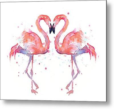 Pink Metal Prints