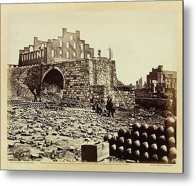 Civil War Site Metal Prints
