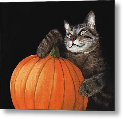 Kitties Metal Prints