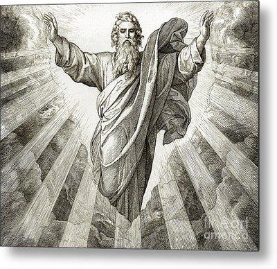 Praise The Lord Metal Prints