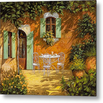 Patio Metal Prints