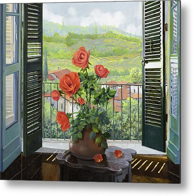 Chianti Metal Prints