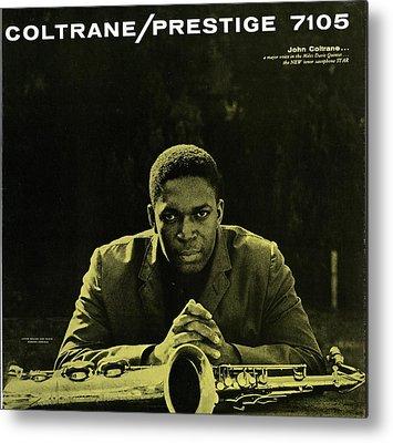 John Coltrane Metal Prints
