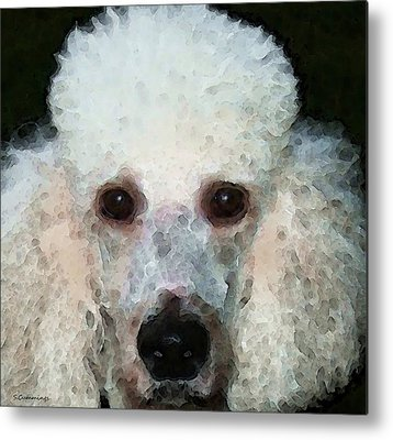 Buy Dog Art Digital Art Metal Prints