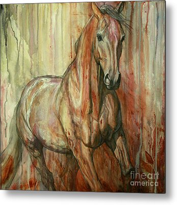 Gallop Metal Prints