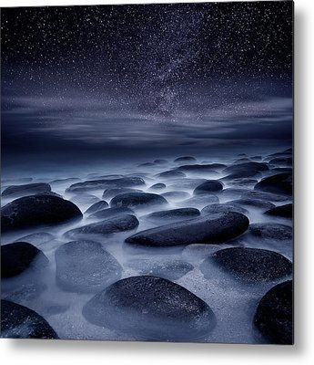 Milky Way Metal Prints