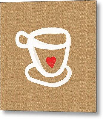 Coffee Metal Prints