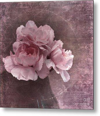 Rosy Metal Prints