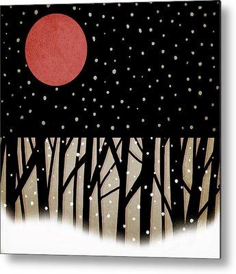 Lunar Metal Prints