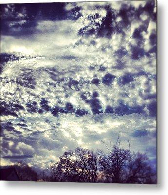 Cloud Metal Prints