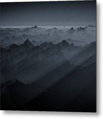 Himalaya Metal Prints