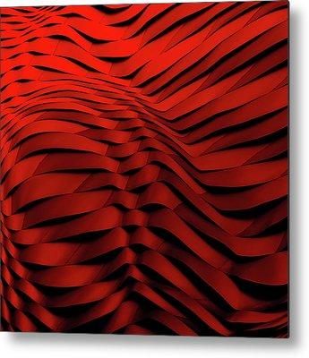 Abstraction Metal Prints