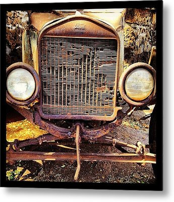 Rust Metal Prints