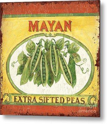 Mayan Paintings Metal Prints