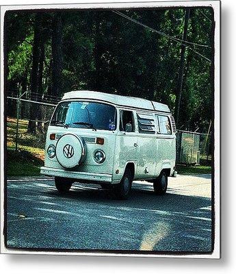 Volkswagen Metal Prints