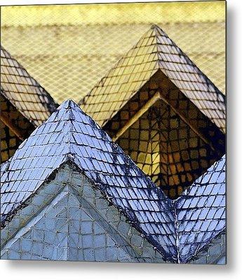 Angle Metal Prints