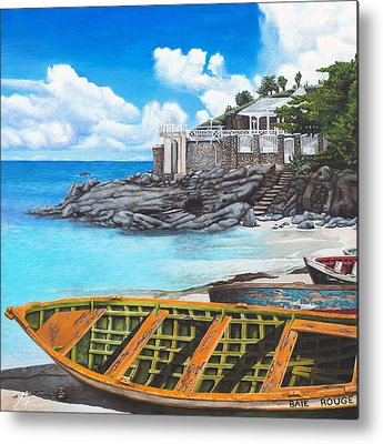 Sint Maarten Metal Prints