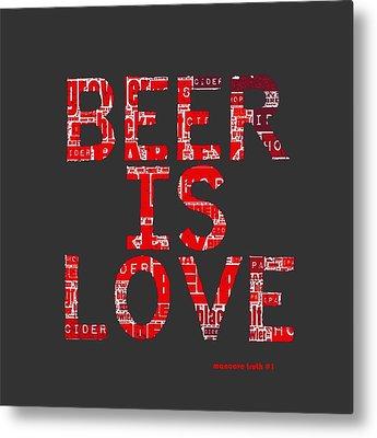 Designs Similar to Beer Is Love