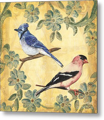 Finch Metal Prints