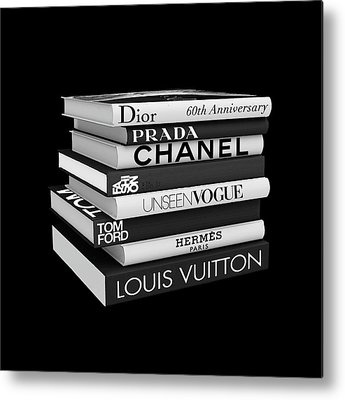 Louis Vuitton Metal Prints