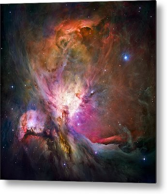 Nebula Metal Prints