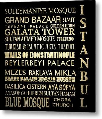 Suleymaniye Metal Prints