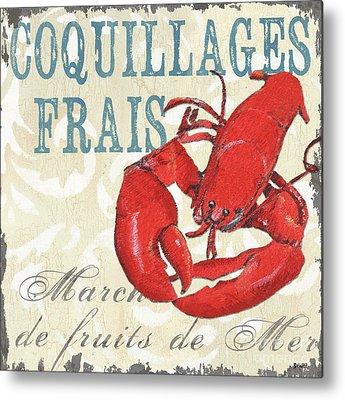 Lobster Metal Prints