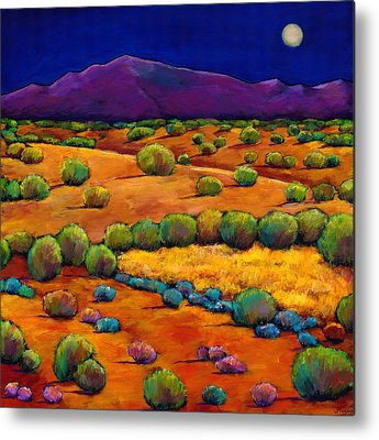 Vivid Colors Metal Prints