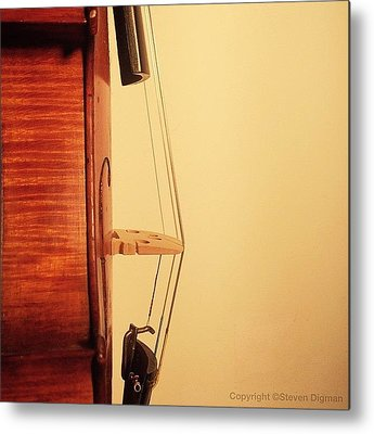 Musical Instruments Metal Prints