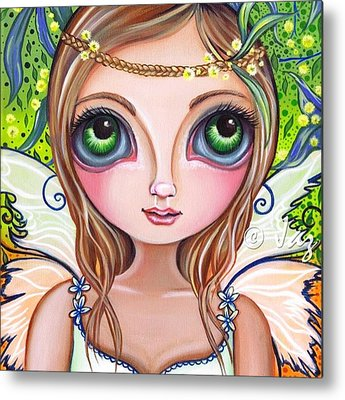 Fairy Metal Prints