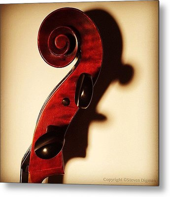 Fiddles Metal Prints