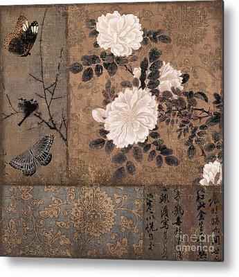 Chinese Calligraphy Metal Prints