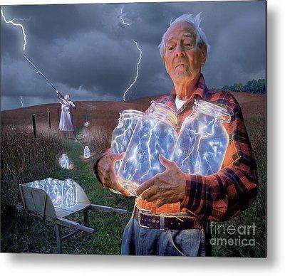 Energy Metal Prints
