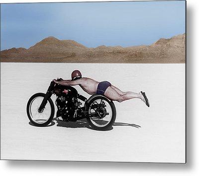 Motorcycle Metal Prints