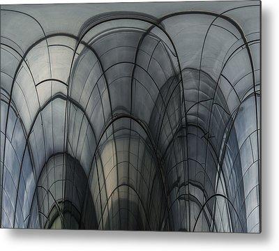 Cobweb Metal Prints