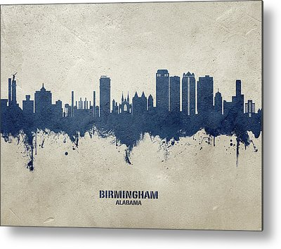 Birmingham Metal Prints