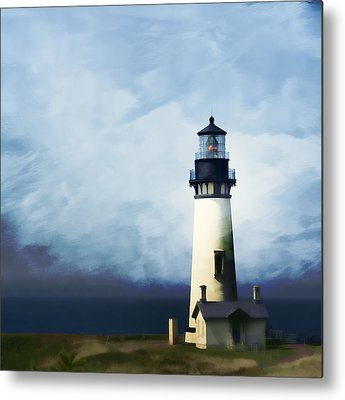 Lighthouse Metal Prints
