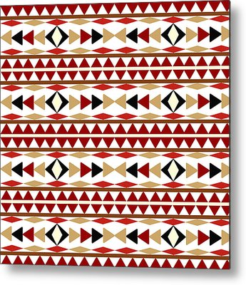 Navajo Metal Prints