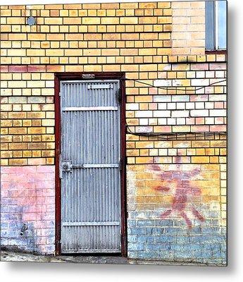 Graffiti Metal Prints