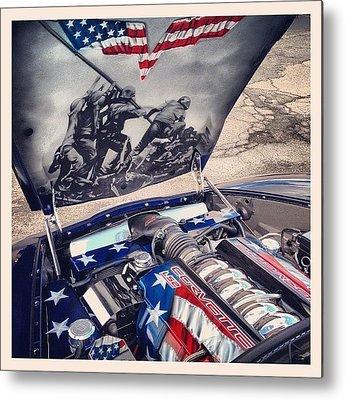 Patriotic Metal Prints