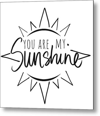 Sunshine Metal Prints