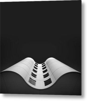 Modern Architecture Metal Prints