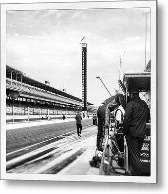 Indianapolis 500 Metal Prints