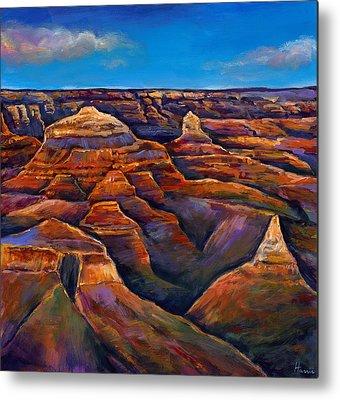 New Mexico Landscape Metal Prints