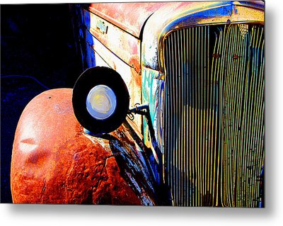 Beautiful Time Metal Print by Marti Green