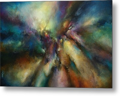 ' Endless Journey ' Metal Print by Michael Lang