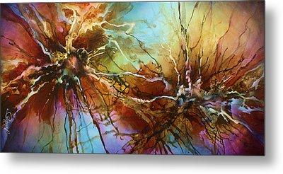 ' Evolution ' Metal Print by Michael Lang