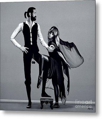 Fleetwood Mac Metal Print